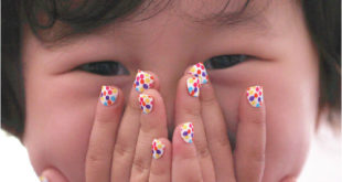 nail-art-enfant